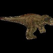 JPOG Acrocanthosaurus