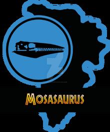 29 mosasaurus paddock jp by luigicuau10-d8y6jd2