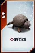 Glyptodon-Card