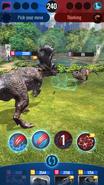Lythronax Battle