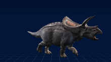 Torosaurus Jurassic World Evolution