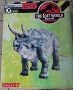 Triceratops-1-10-Figure-Dinosaur-TSUKUDA-HOBBY-Jurassic-Park