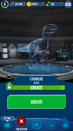 Charlie Hologram JWA