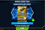 Colossus 04 Event Complete