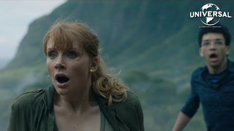 Jurassic World Fallen Kingdom Teaser 1 VF Au cinéma le 6 juin
