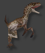 Deinonychus from the TLW JP game