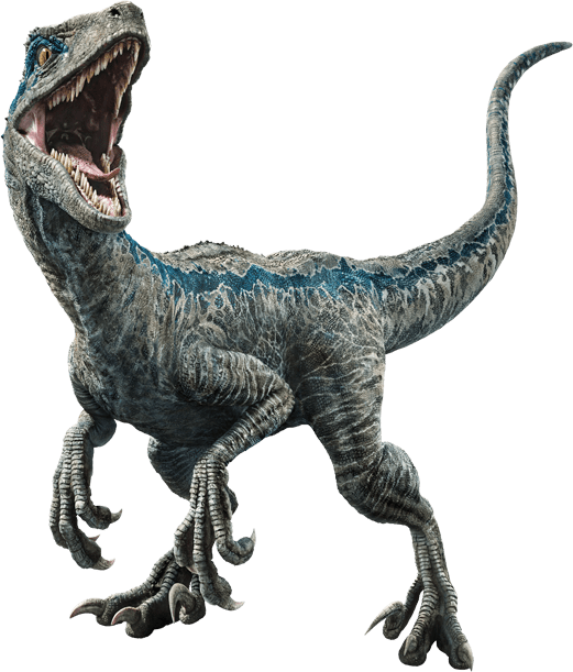 Image Jurassic World Fallen Kingdom Blue V3 By