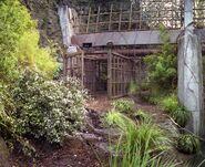 Isla Sorna aviary door