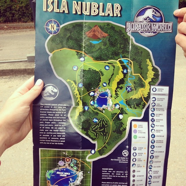 Image jurassic world map fullg jurassic park wiki fandom 1356 july 14 2014 gumiabroncs Images