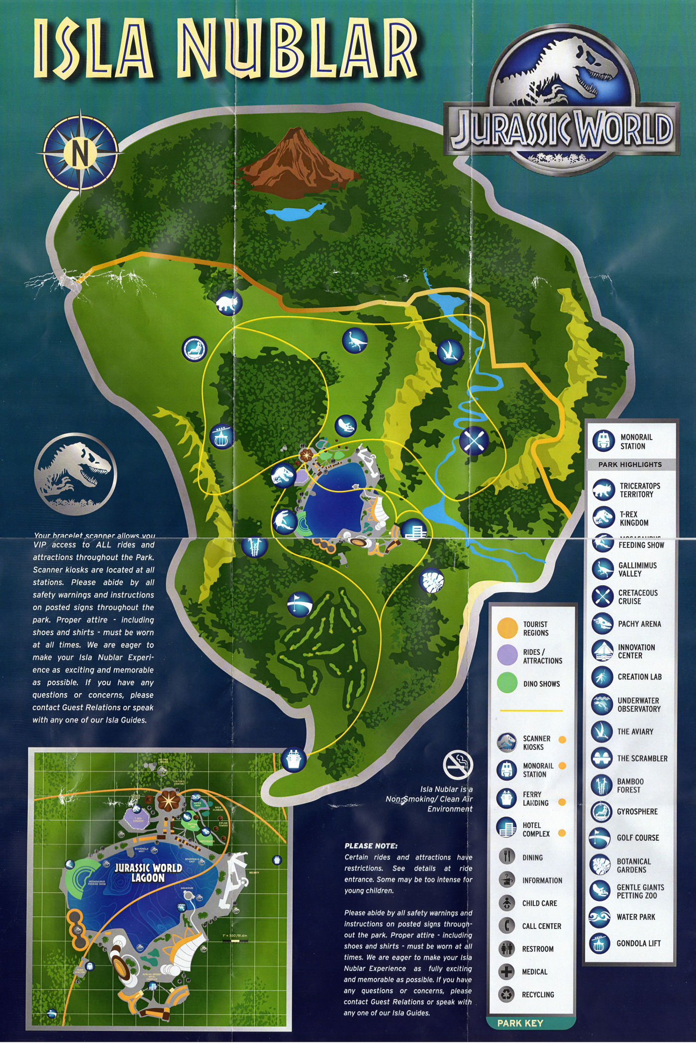 Jurassic World Map Fulljpg Image Jurassic