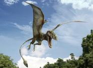 Dimorphodon JW concept art