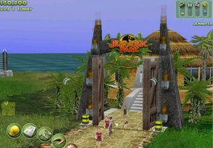 Jurassic-Park-Operation-Genesis 3