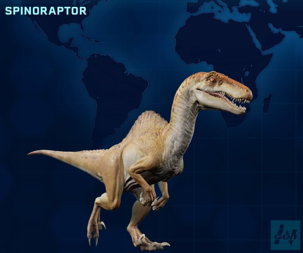 Spinoraptor/JW: E | Jurassic Park wiki | FANDOM powered by Wikia