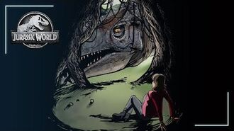 Dinosaur Territory Proceed With Caution - Motion Comic Ep. 4 Jurassic World-1