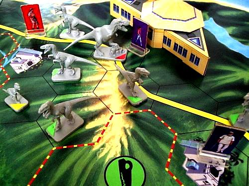 Jurassic Park Board Game Jurassic Park Wiki Fandom Powered By Wikia