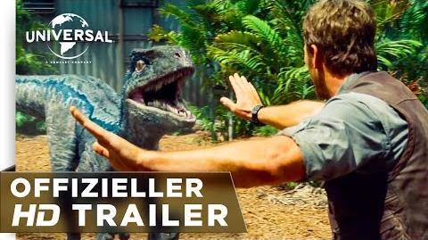 Jurassic World - Trailer 3