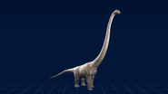 Mamenchisaurus Jurassic World Evolution