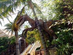 Raptor universal-studios-hollywood