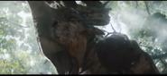 Sinoceratops roaring