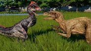 Deinonychus vs velociraptor