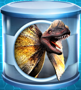 Gen 2 Dilophosaurus Incubator