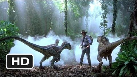 Video Jurassic Park 3 6 10 Movie Clip What Are You Doing Here