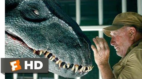 Jurassic World Fallen Kingdom (2018) - The Jaws of the Indoraptor Scene (7 10) Movieclips