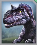 Majungasaurus Icon