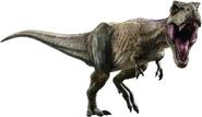 JWFK Tyrannosaurus (edit) V3