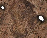 Carte Isla Nublar