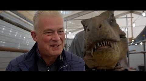 """Jurassic World Das gefallene Königreich – Featurette """"Neal Scanlan"""" deutsch german HD"""