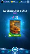 Gen 2 Koolasuchus Unlock