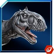 Majungasaurus icon JW