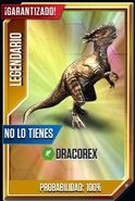 Dracorex jwtg card