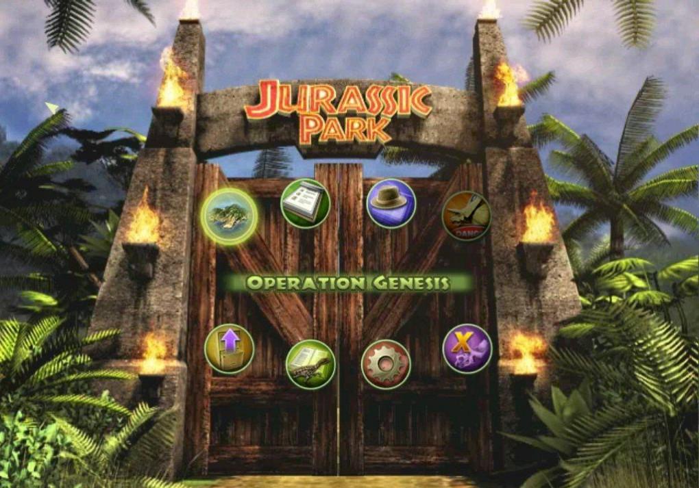 jurassic park operation genesis demo download