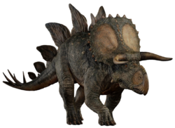 Jurassic world stegoceratops by camo flauge-dcfu75a
