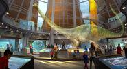 003 JurassicWorld Visitor Center 2k