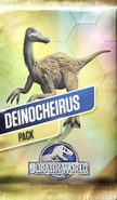 Deinocheirus Pack