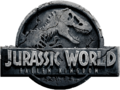 Jurassic World Fallen Kingdom - Logo