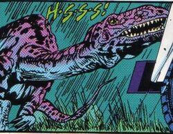 ElaphrosaurusToppsComics