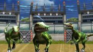 Jurassic Park Builder Compsognathus
