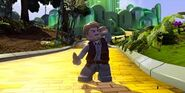 Lego Dimensions Owen Grady from Jurassic World in the Land of OZ