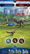 Level 30 Indominus Battle
