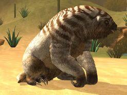 Megatherium-30