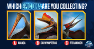 Pterosaur Epic DNA Question