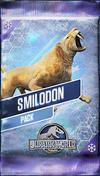 Smilodon Pack