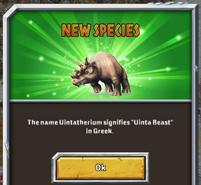 Uintatherium mess1