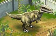 Albertosaurus JPbuilder
