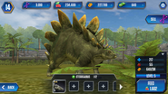 JWTG Stegosaurus Level 5