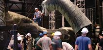 Jurassic Park BTS (29)